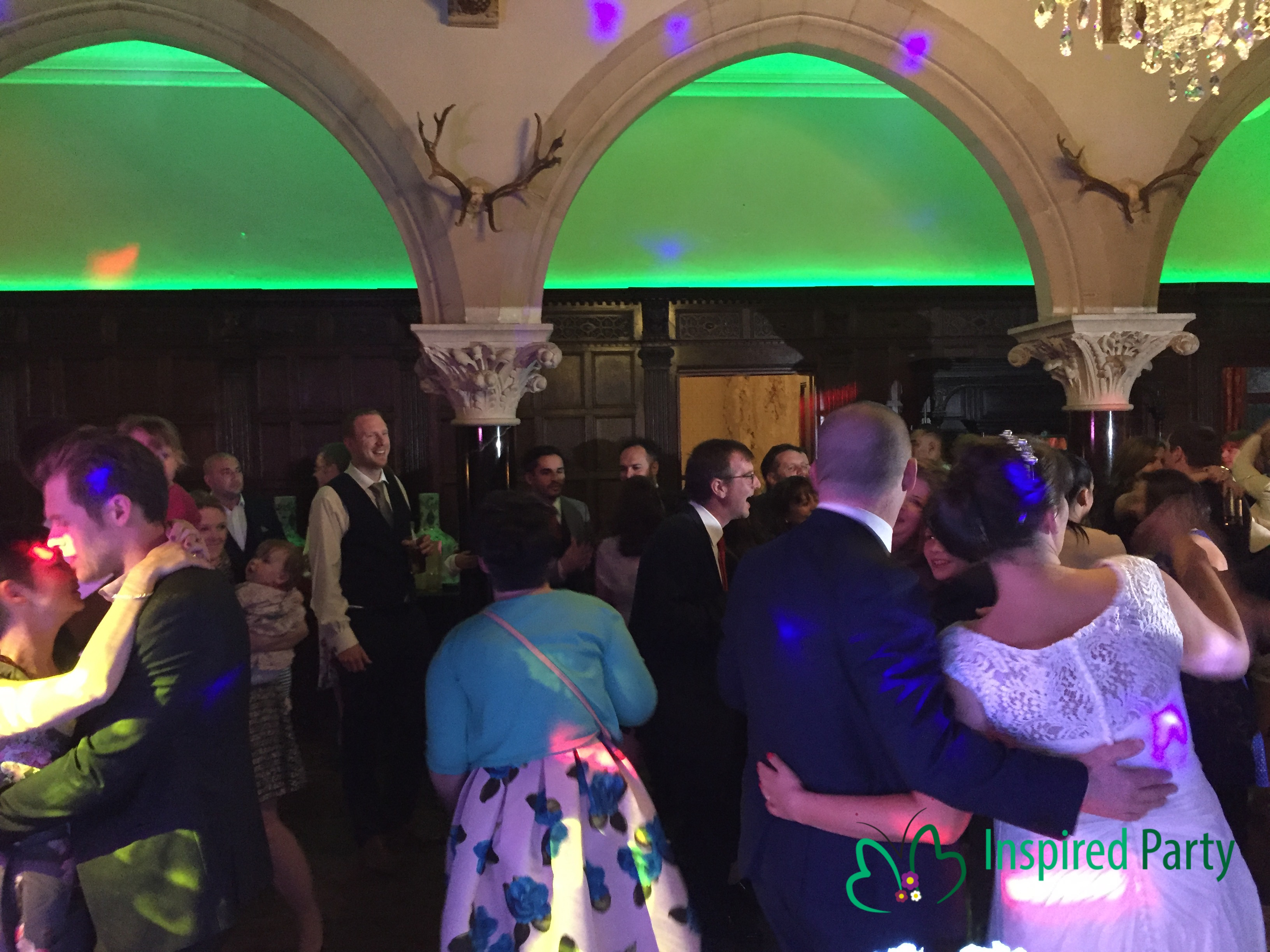 Wedding DJ Service North Devon