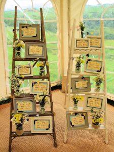 Display ladder hire